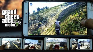 Play GTA 5 on any ANDROID Device | How to play GTA 5 on Android