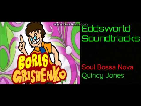 Eddsworld Soundtracks I Soul Bossa Nova - Quincy Jones I 1 Hour