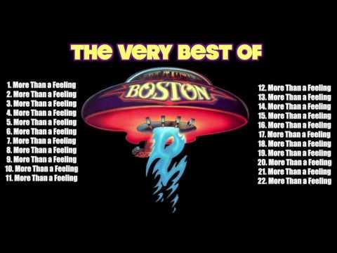 Boston: Greatest Hits - 1970's Classic Rock