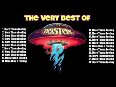 Boston: Greatest Hits  1970s Classic Rock