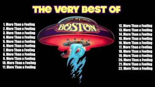 Boston: Greatest Hits 1970's Classic Rock