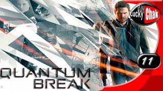 Quantum Break доброе прохождение - Монарх #11 [2K 60fps]