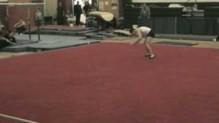 David Frankl on Floor Exercise NJ 2010 State Championship.mpg