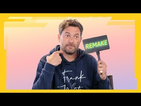 Joshua Jackson Plays Our TV Remakes Game
