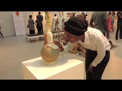 Exhibition Booth - National Art Gallery of Namibia