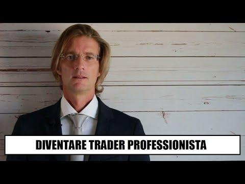 Diventare trader forex professionista