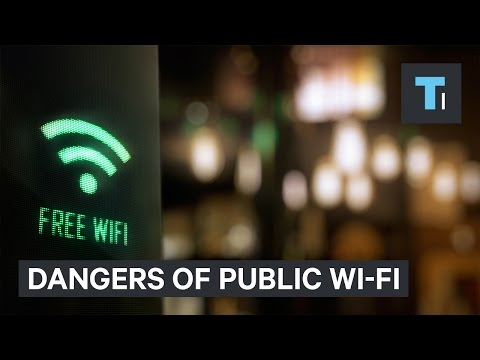 Here's why you shouldn't use public Wi-Fi