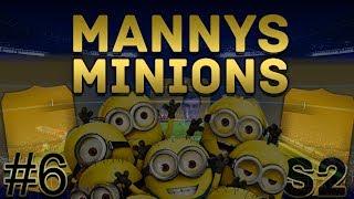 FIFA 14 NEXT GEN - MANNY'S MINIONS S2|EP #6 OH MY GOSHH!!!
