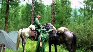 Бурятские ковбои или прощание на Зун Мурине. Конная заброска в Бурятии
