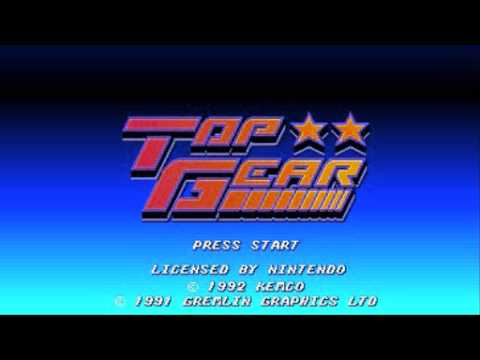 Top Gear game theme [10 hours]