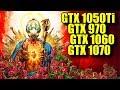 Borderlands 3 GTX 1050 Ti - GTX 970 - GTX 1060 - GTX 1070   1080p Ultra to Low BENCHMARK COMPARISON