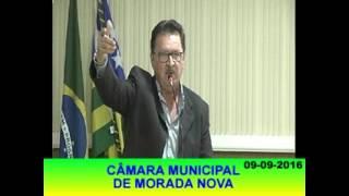 Pronunciamento Roberto Meneses 09 09