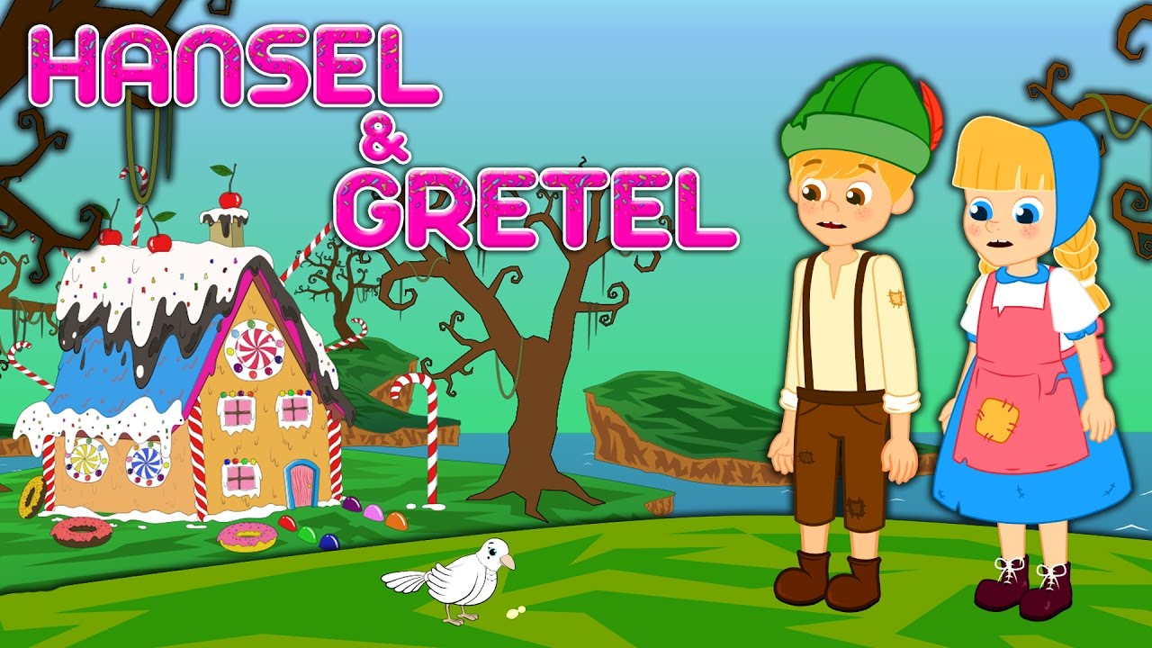 hansel et gretel dessin anim complet en fran ais conte pour enfants youtube. Black Bedroom Furniture Sets. Home Design Ideas