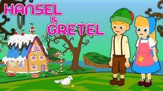 Hansel et Gretel - Dessin animé complet en français - Conte pour enfants