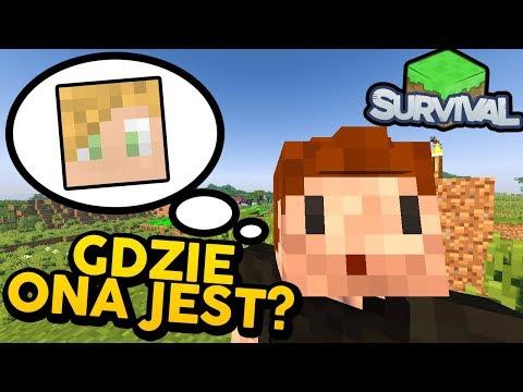 ZGUBIŁEM AGU! - Minecraft Survival | ZIO i AGU