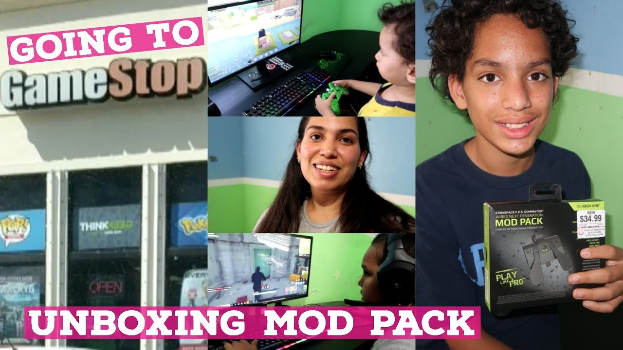 mod pack xbox one gamestop