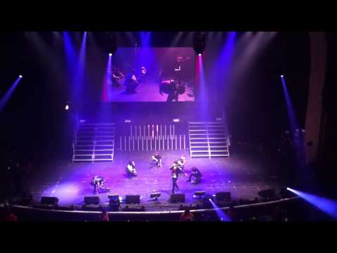 FANCAM UNITEDCUBE IN LONDON B2ST FICTION