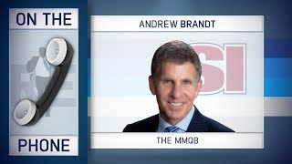 MMQB's Andrew Brandt Talks Sports Gambling with Rich Eisen | Full Interview | 5/1/4/18