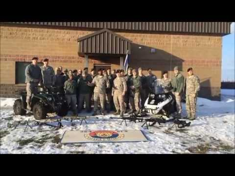 Eielson AFB, Alask - 354th SFS and 168th SFS