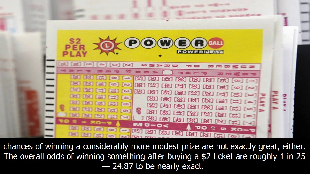 Powerball prizes explained