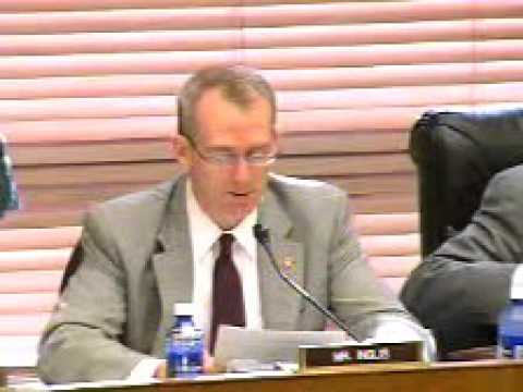 Hearing: The Benefits and Challenges of Producing Liquid Fuel From Coal