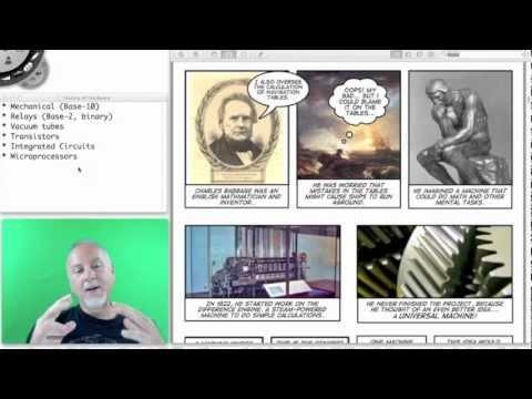 CSIT1110 Video 2 - History of Hardware
