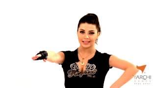 Клубный танец базовые движения от Yarchi Dance