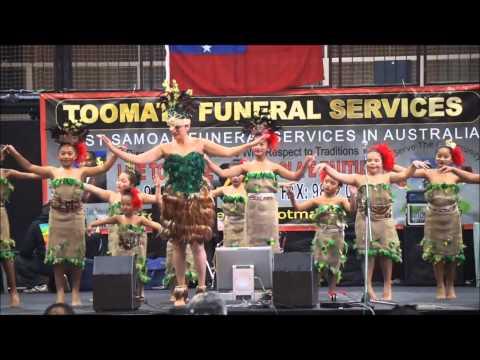 Samoan Independence Day Celebrations - Sydney 2014
