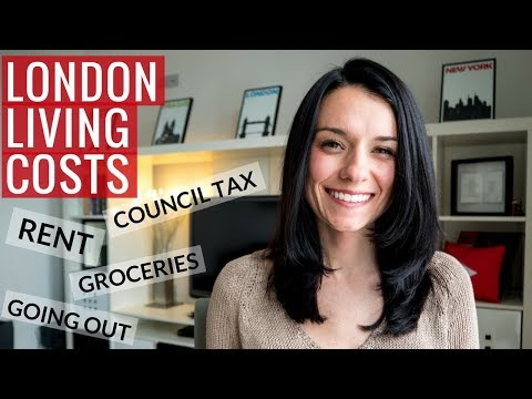 What Does it Cost to Live in London? | Living in London Series
