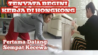 Hongkong itu 90% Duka 10% Suka Percaya.? Curhatan Tkw Hongkong