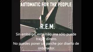 rem the sidewinder sleeps tonite subtitulada