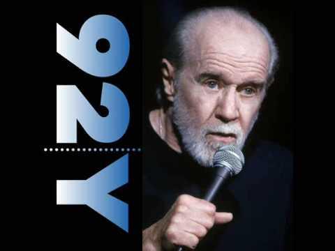 George Carlin at 92nd Street Y: April 2001