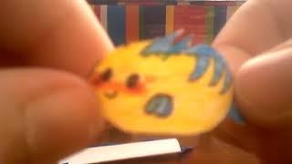 Моє перше відео. Розпакування саморобних сюрпризів emoji, каваї, і т. д.