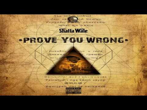 Shatta Wale - Prove You Wrong [Reply to Charter House] (Audio Slide)