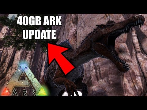 40GB Ark update is next😱...... The biggest patch we have ever had! - Release date