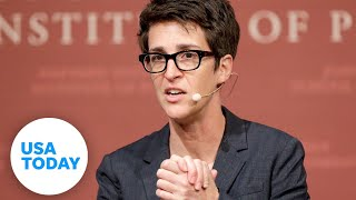 Rachel Maddow, back on MSNBC, reveals partner's battle with COVID-19 | USA TODAY
