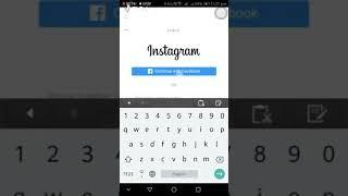 """Tiktok"" funny instagram login video"