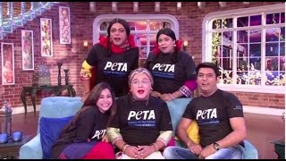 Stars of 'Comedy Nights With Kapil': Be Kind to Animals and Adopt