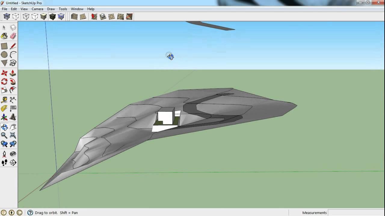 Como hacer terrenos en Sketchup; Tutorial Sketchup
