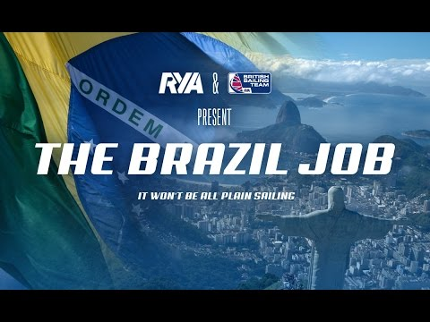 The Brazil Job - Olympic Athletes pull off the ultimate heist