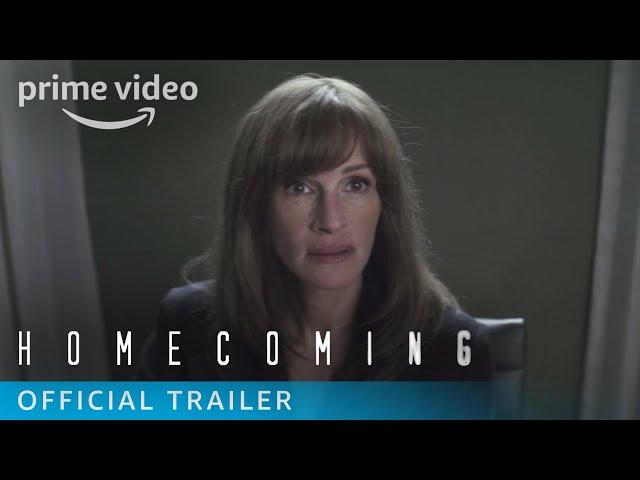 Homecoming Season 1 - Official Trailer | Prime Video
