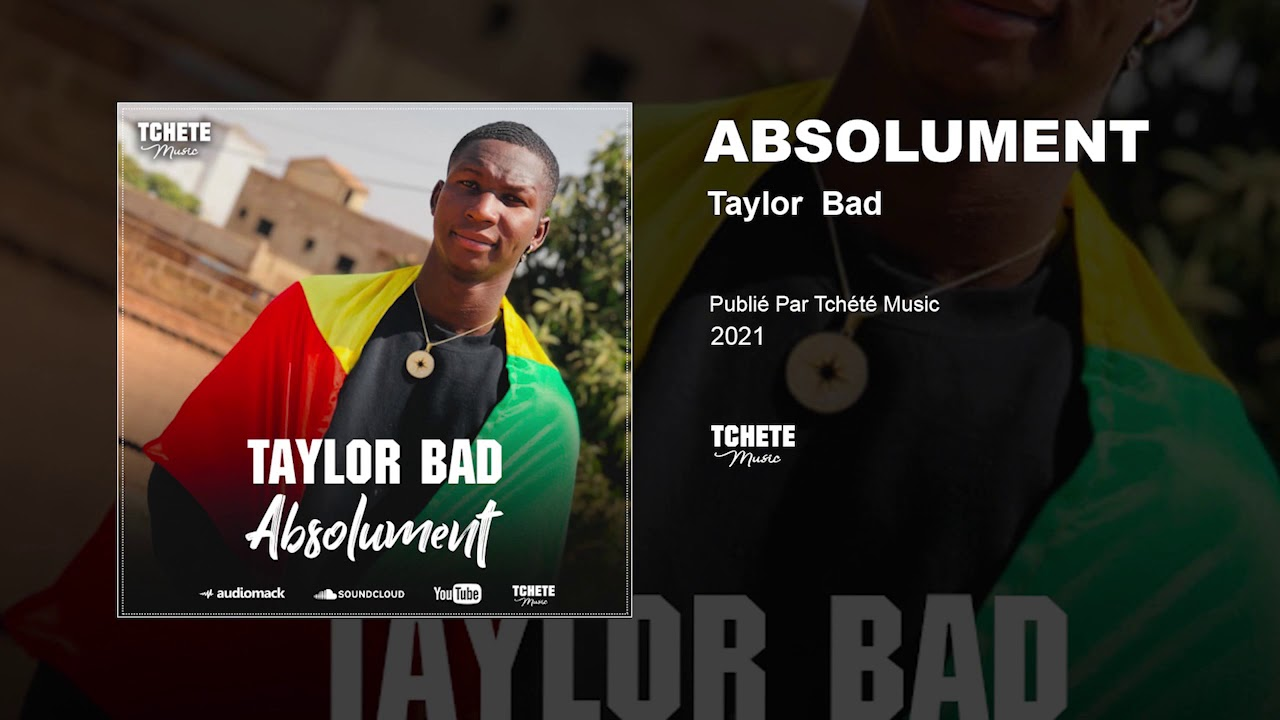 TAYLOR BAD - ABSOLUMENT