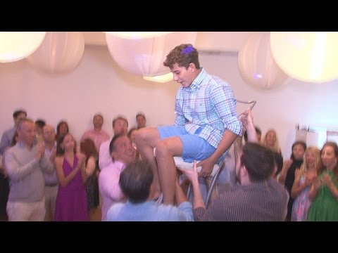 Harrison's Bar Mitzvah celebration