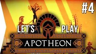 Let's Play APOTHEON #4 ► PALACE OF APOLLO