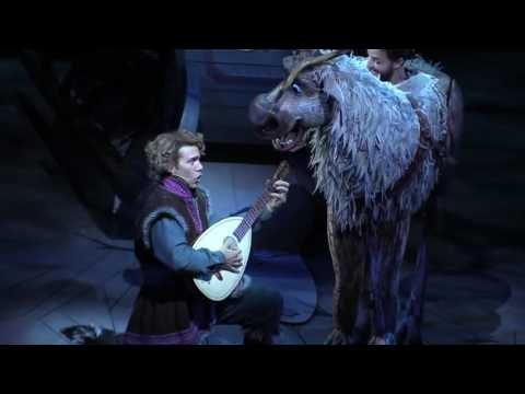 Frozen Song - Reindeers Are Better Than People – Live at Hyperion Show - Disneyland (HD)
