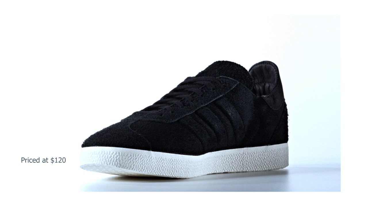 sports shoes 9c63f 5a02e adidas Gazelle 85 Leather x wings + horns