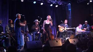 Camille and Stuie with The Time Jumpers - Satin Sheets