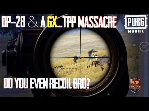 dp-28-tpp-recoil-king-solo-vs-squad-disaster-pubg-mobile