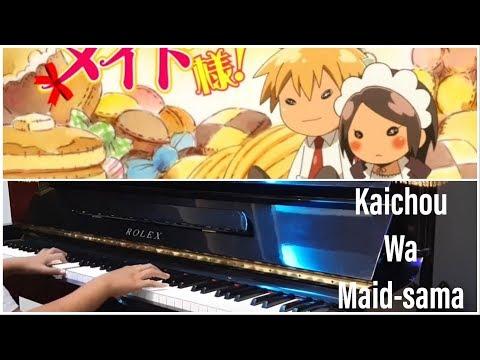 Kaichou Wa Maid-sama Main Theme (Piano Cover)