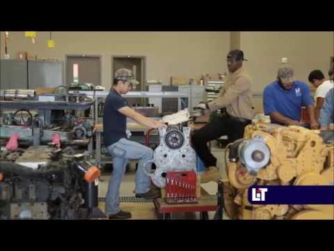 Lamar Institute of Technology - Advanced Engine Technology